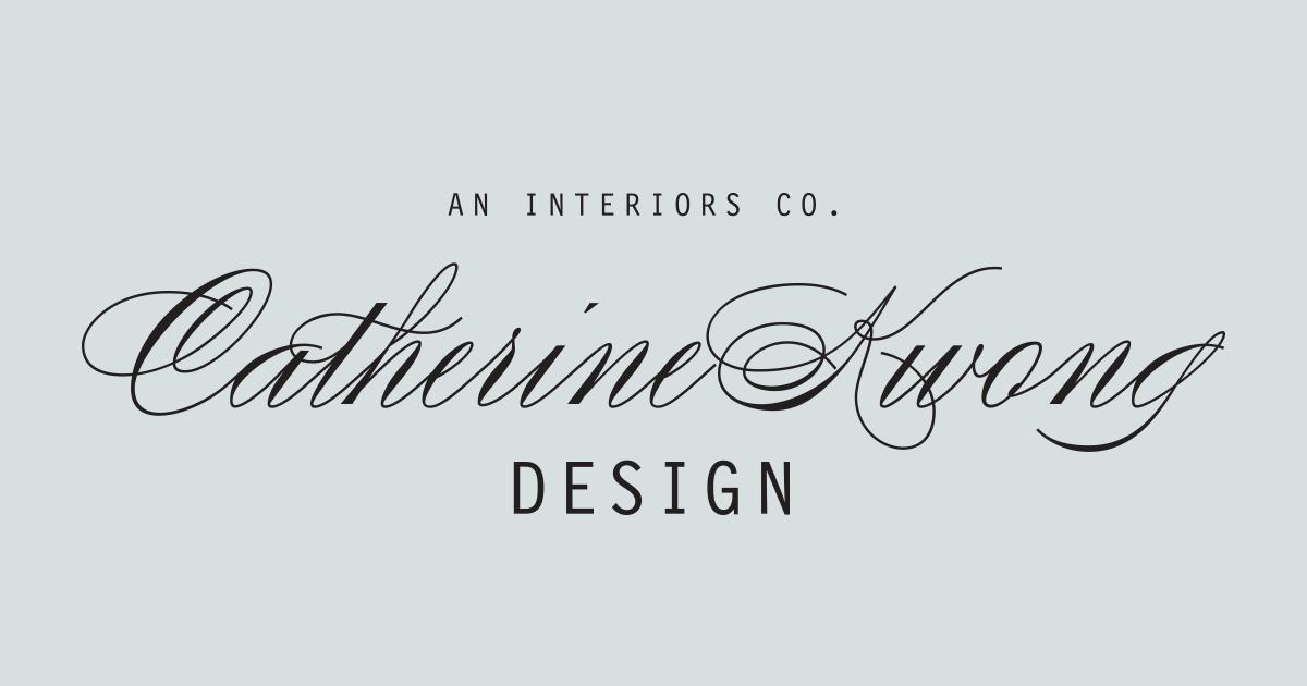 Catherine Kwong Design